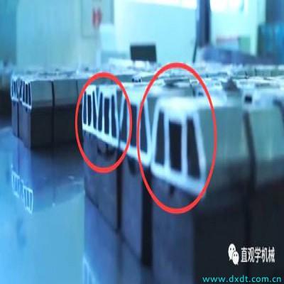 依赖进口太多年,高铁的动力原来靠这个受电弓滑板连接供电